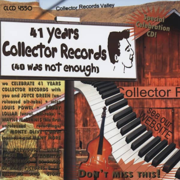 41 Years Of Collector Records