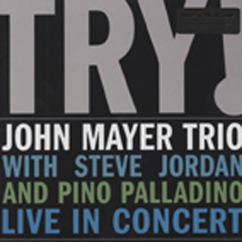 Try! Live In Concert (2-LP)