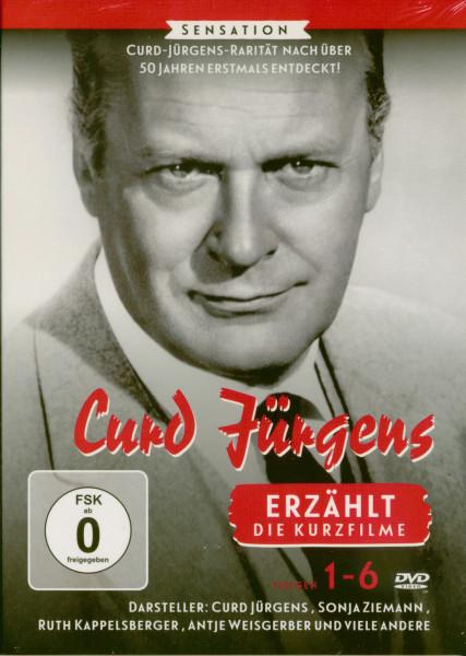 Curd Jürgens erzählt - Die Kurzfilme 1-6 (1960-1961)
