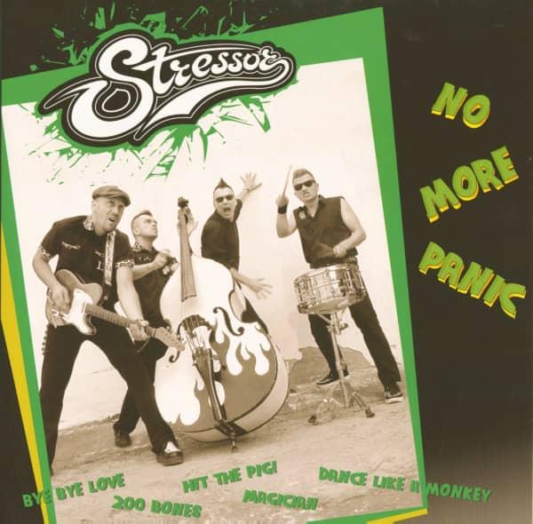 No More Panic (Vinyl)