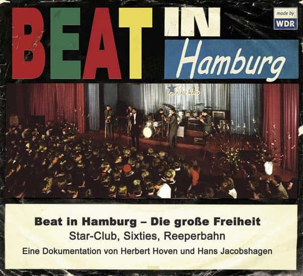 Beat in Hamburg - Die große Freiheit (2-CD) Hörbuch