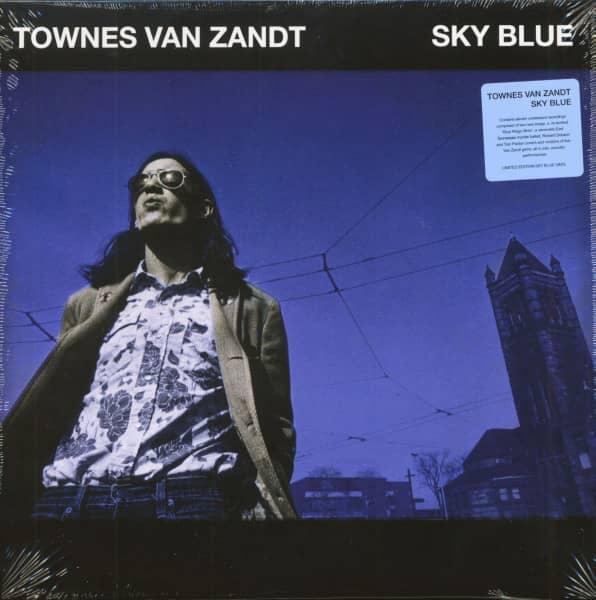 Sky Blue (LP, Sky Blue Vinyl, Ltd.)