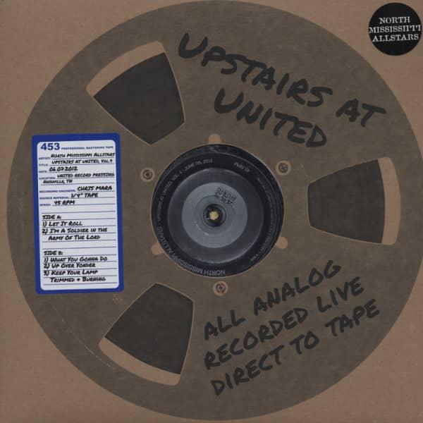 Upstairs At United, Vol.4: 06 - 7 - 2012