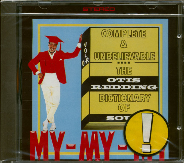 The Otis Redding Dictionary Of Soul - Complete & Unbelievable (CD)