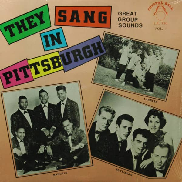 They Sang In Pittsburgh Vol.1 (Vinyl-LP)