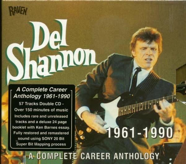 Career Anthology 1961-1990 (2-CD)