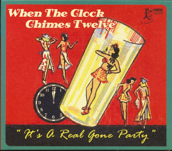 When The Clock Chimes Twelve (CD)