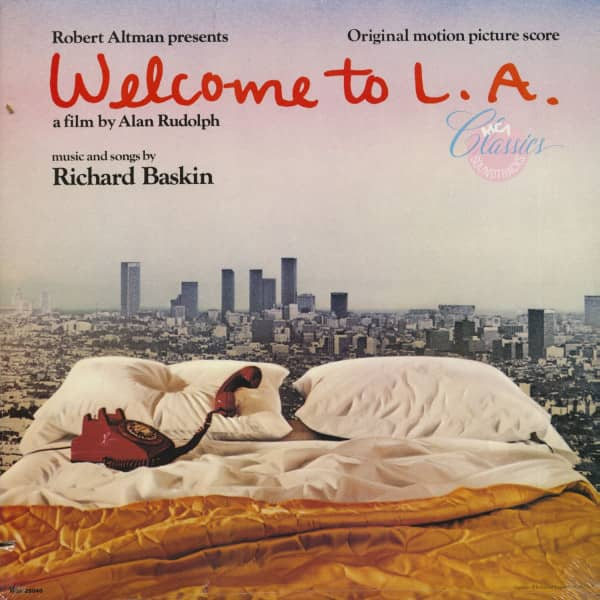 Welcome To L.A. - Soundtrack (LP, Cut-Out)