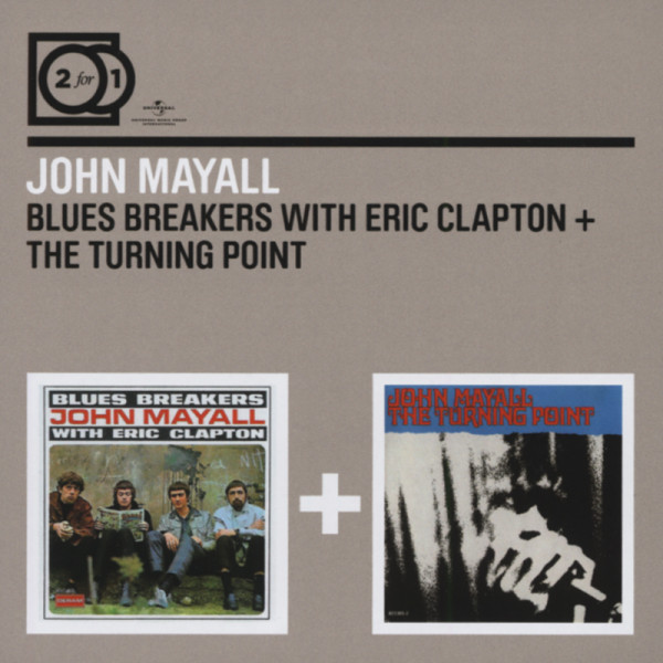 Bluesbreakers With - Turning Point (2-CD)