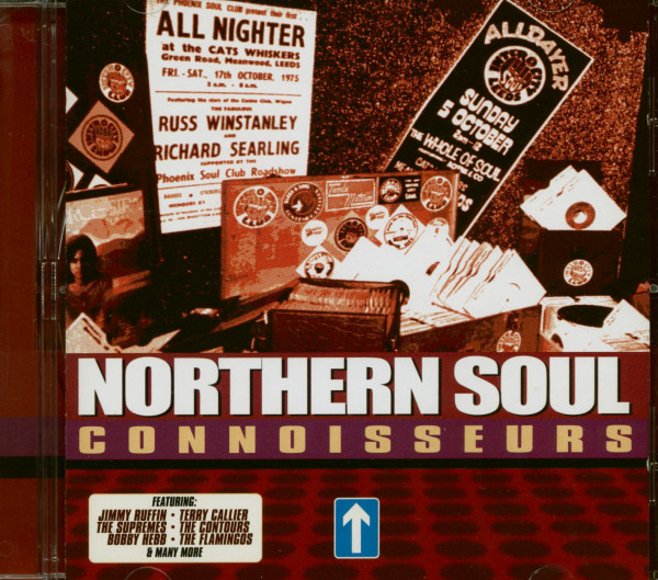 Northern Soul Connoisseurs (CD)
