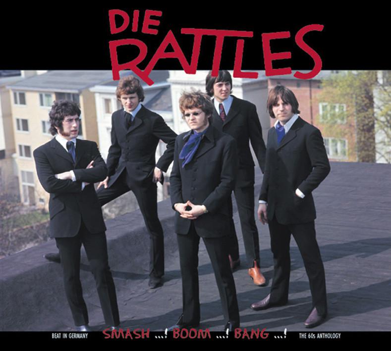 The Rattles - Die deutschen Singles A&B (1965-1969), Vol.2