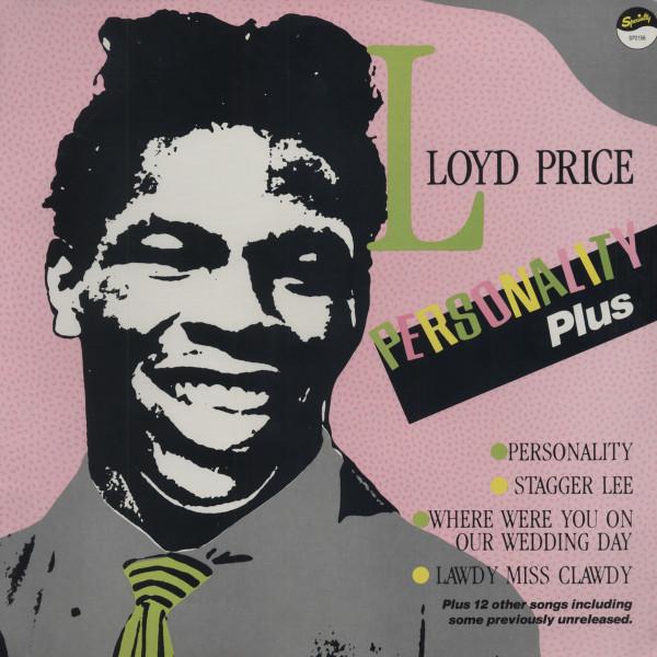 Personality Plus - Vinyl LP