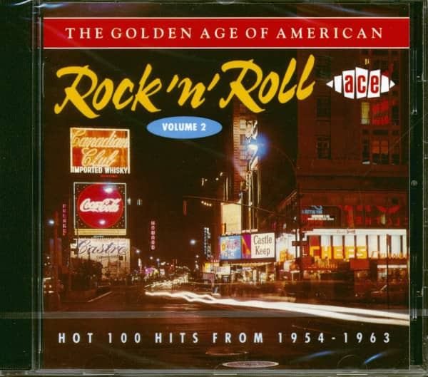 The Golden Age Of American Rock & Roll Vol.2 (CD)