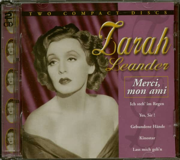 Merci, Mon Ami (2-CD)