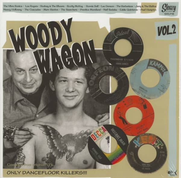 Woody Wagon, Vol.2 (LP)