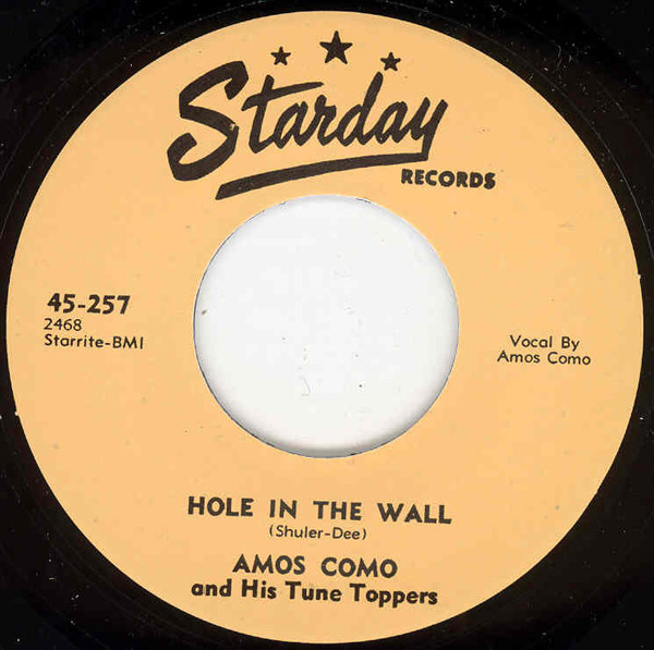 Hole In The Wall - Heartbroken Lips 7inch, 45rpm