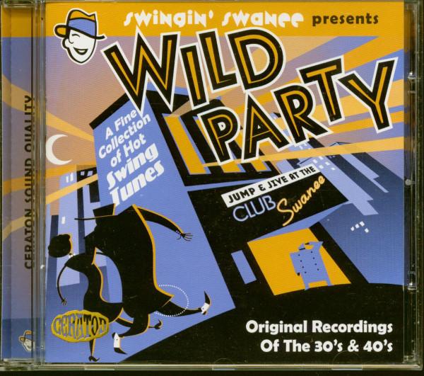 Swingin' Swanee Presents Wild Party (CD)