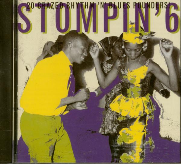 Stompin' Vol.6 (CD)