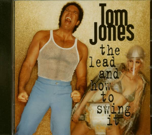 The Lead And How To Swing It (CD)