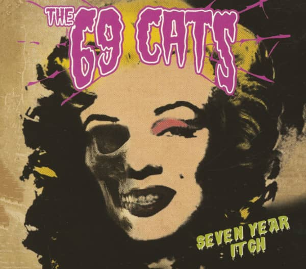 Seven Year Itch (CD)