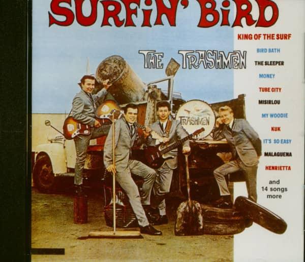 Surfin' Bird (CD)