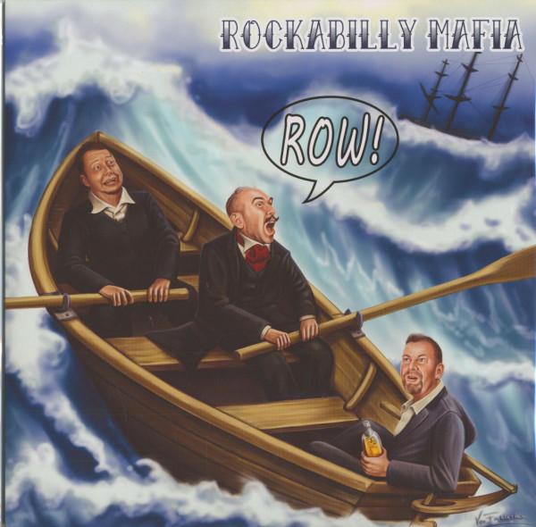 Row! (LP, Vinyl 180g)