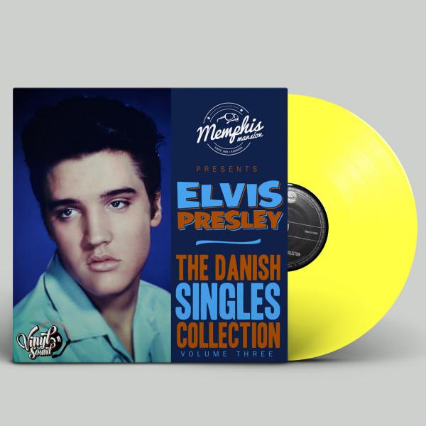 The Danish Single Collection Vol.3 (LP, Yellow Vinyl, Ltd.)