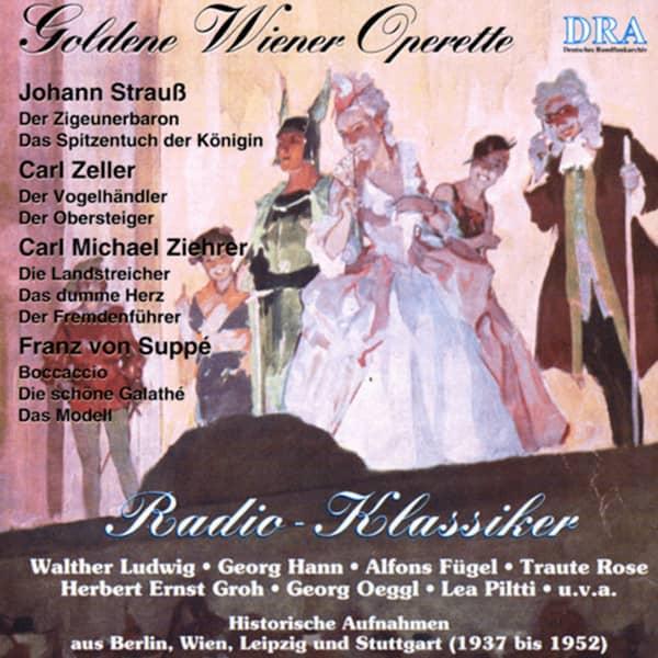 Goldene Wiener Operette 1937-1952