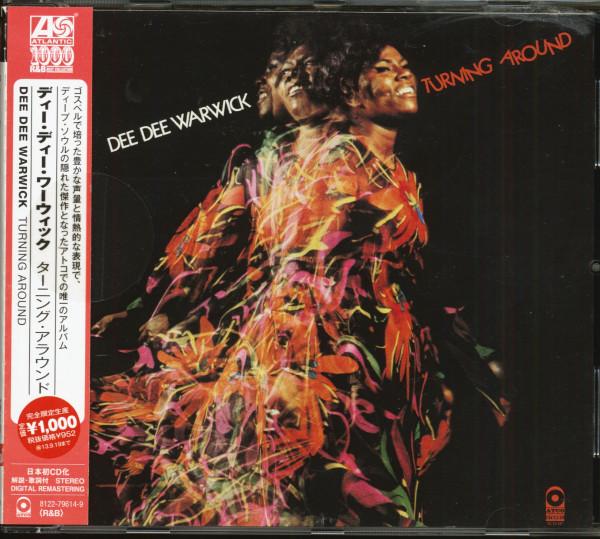 Turning Around (CD, Japan)