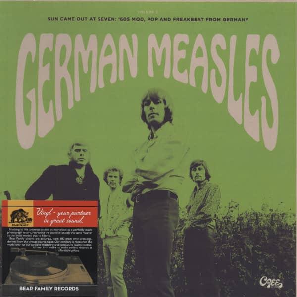 German Measles Vol.2 - 180gr Vinyl