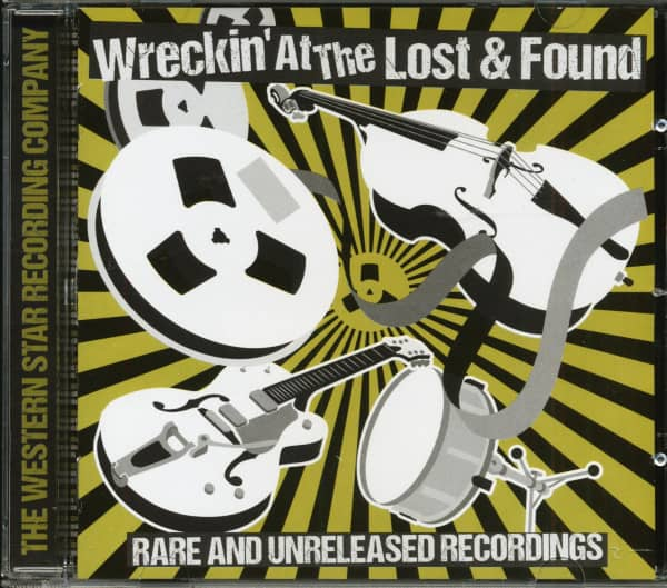 Wreckin' At The Lost & Found - Rare And Unreleased Recordings (CD)