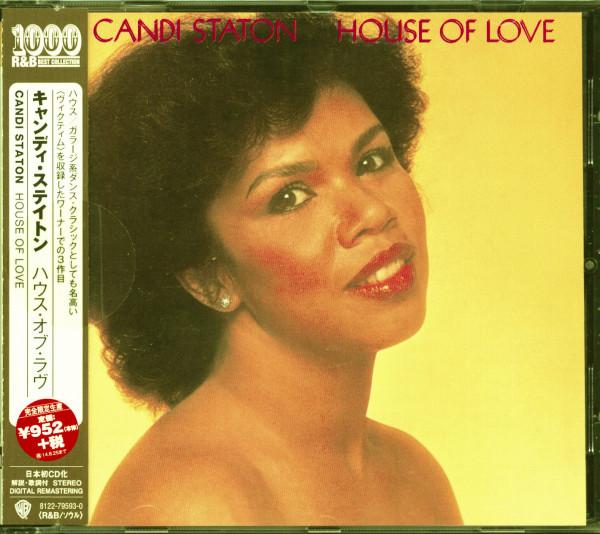 House Of Love (CD, Japan)