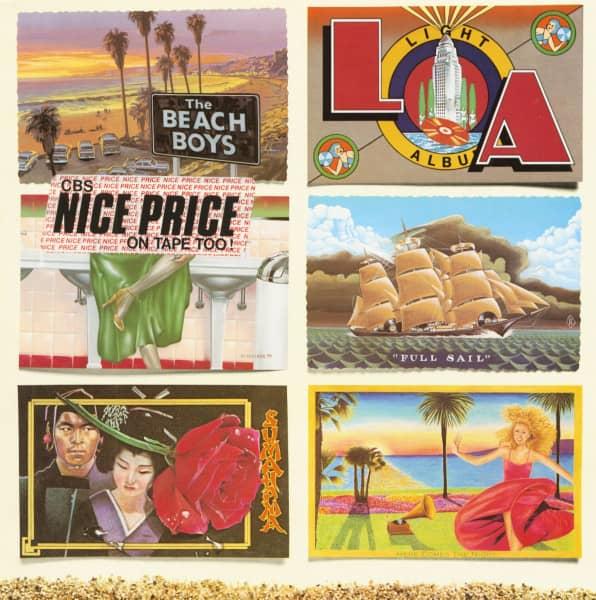 L.A. (Light Album) (LP)
