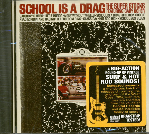 School Is A Drag (CD)