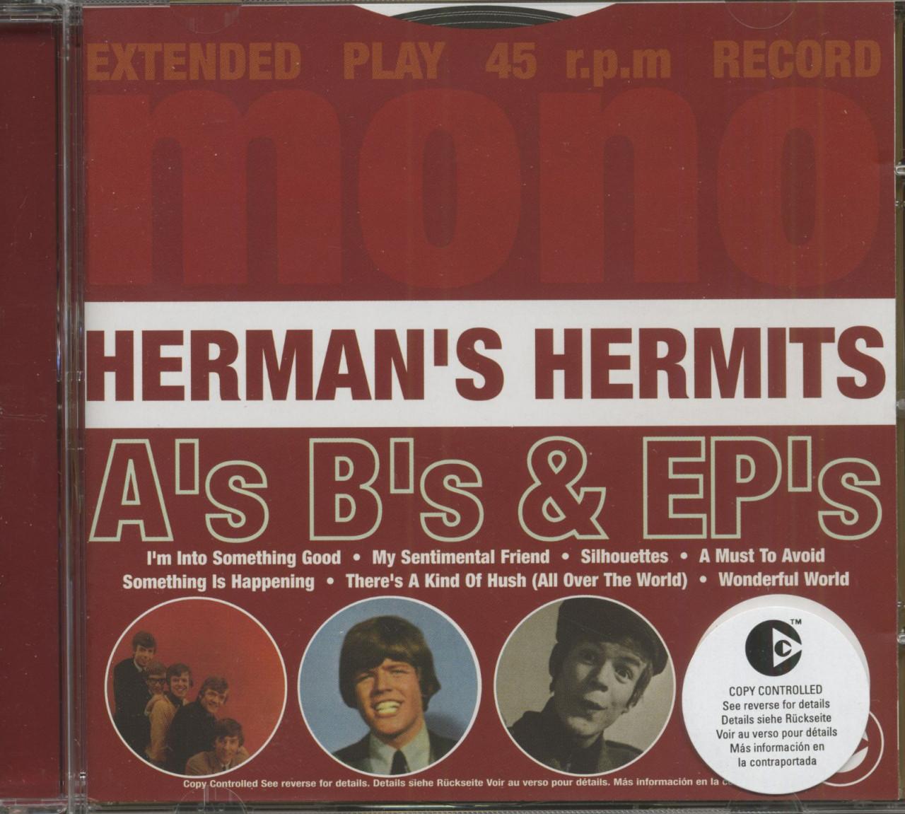 Herman´s Hermits - A´s B´s & Ep´s