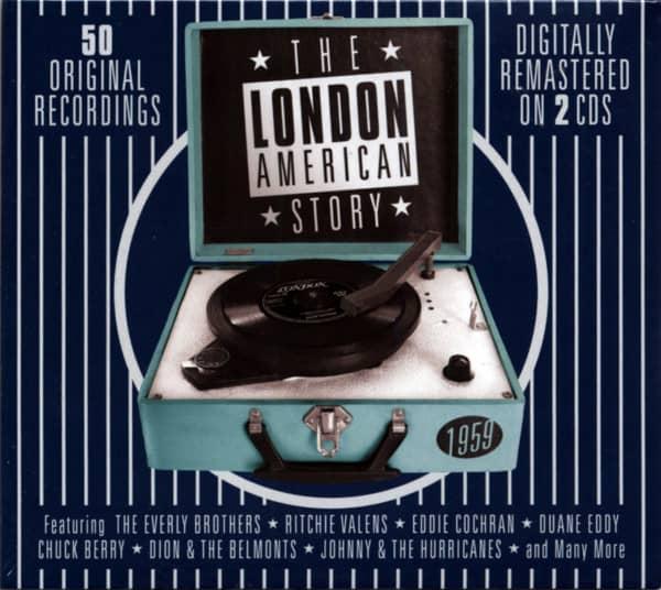 London American Story 1959 (2-CD)