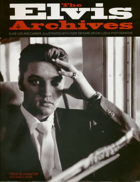 The Elvis Archives - Elvis' Life And Career