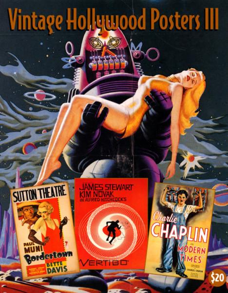 Hershenson, Bruce - Vintage Hollywood Posters III