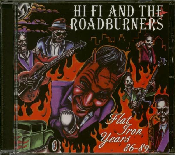 The Flat Iron Years 1986-1989 (CD)