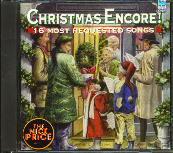 Christmas Encore! 16 Most Requested Songs (CD)