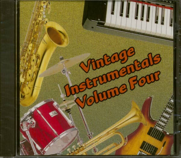 Vintage Instrumentals Vol.4