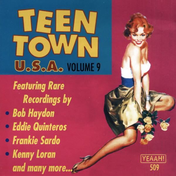 Vol.9, Teen Town USA