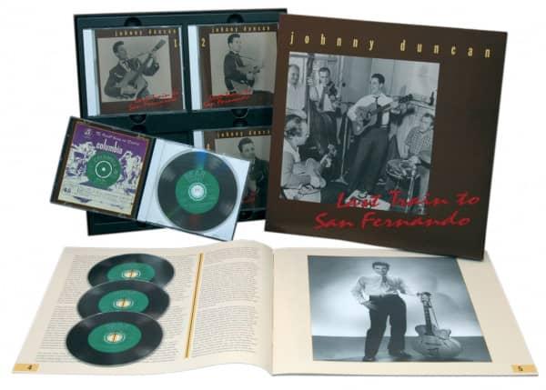 Last Train To San Fernando (4-CD Deluxe Box Set)