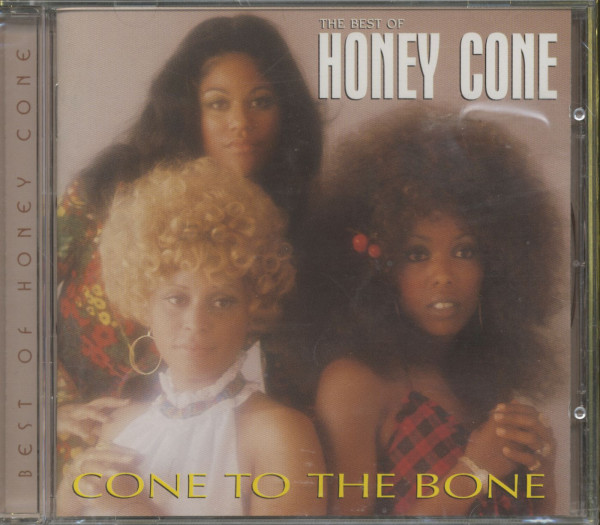 Cone To The Bone - The Best Of (CD)