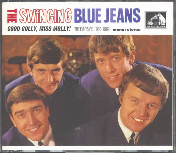 Good Golly, Miss Molly! - The EMI Years 1963-69 (4-CD)