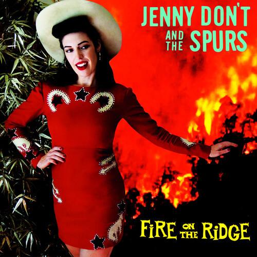 Fire On The Ridge (LP)