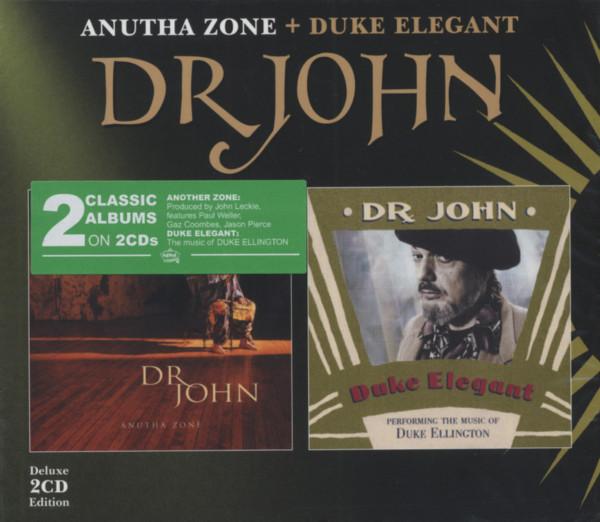Anutha Zone - Duke Elegant (2-CD)