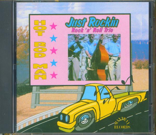 Hot Rod Man (CD)