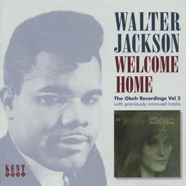 Welcome Home - Okeh Recordings Vol.2