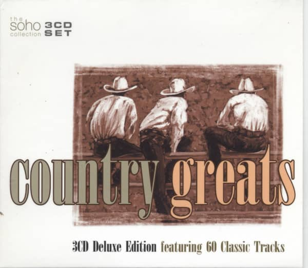 Country Greats (3-CD)
